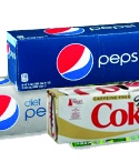 12 pack soft drinks